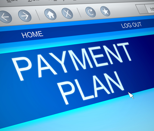 Establishing an IRS Monthly Payment Plan