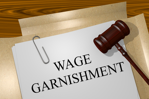 IRS Wage Garnishment: What that Means to You