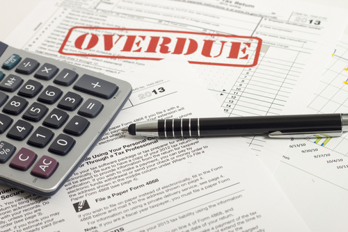What to Expect If You Have Overdue Tax Debt