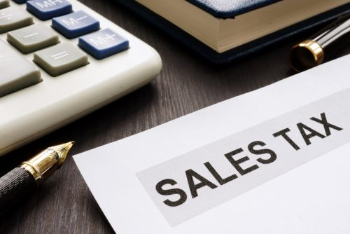 How to Negotiate Sales Tax Debt