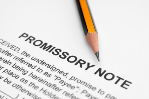 Promissory Note Tax Implications