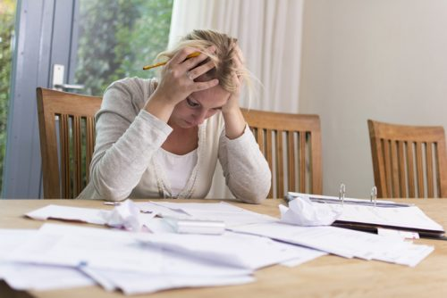 Are You Suffering IRS Levy Hardship?