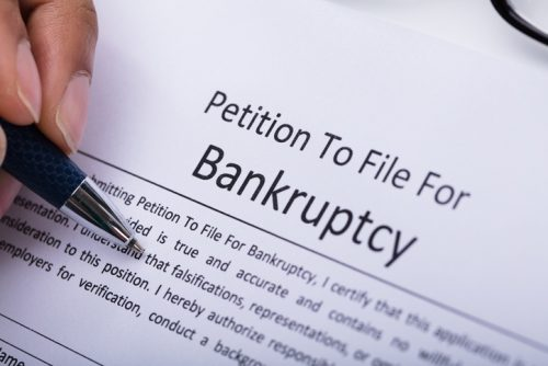 Filing Bankruptcy and IRS Debt